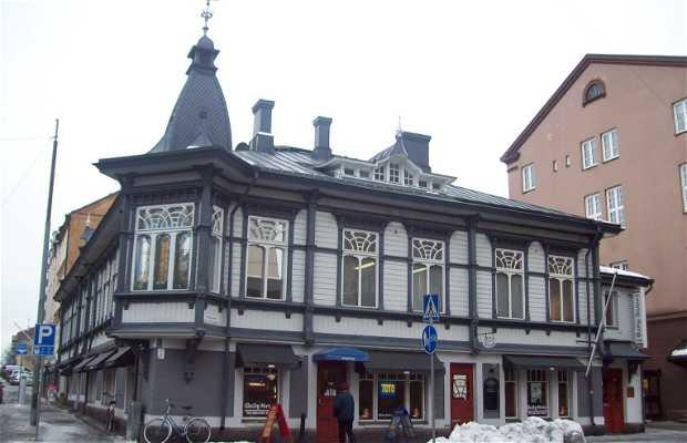 Plaza del mercado Turku