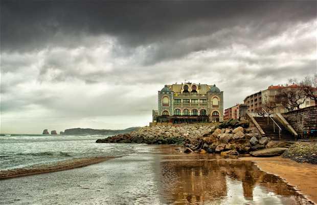 Praia Hendaye
