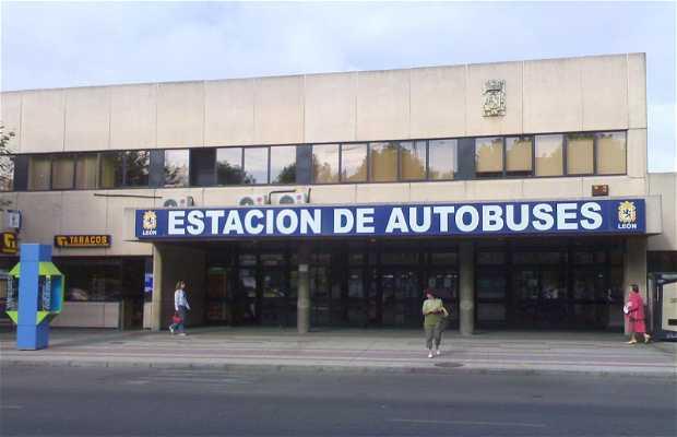 Stazione autobus di León