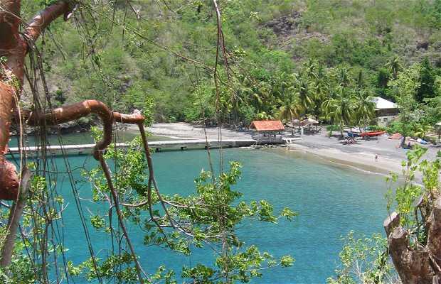Playas de Anse Noire y Anse Dufour