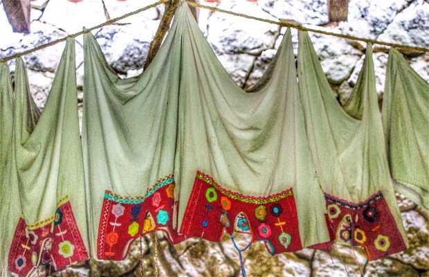 Baño de Mujeres del Pueblo Maya