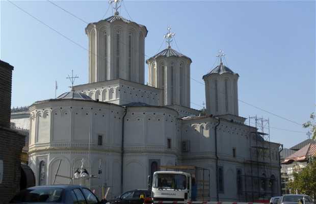 Colle della Metropoli di Bucarest