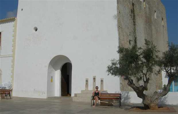 Iglesia de Sant Francesc Xavier