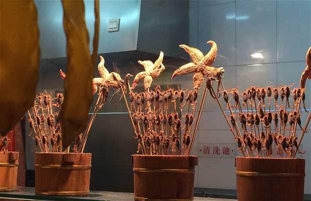 La variedad gastronómica china