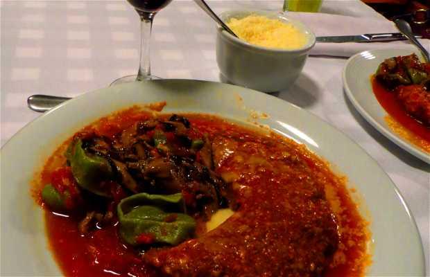 Restaurante Jardim de Napoli