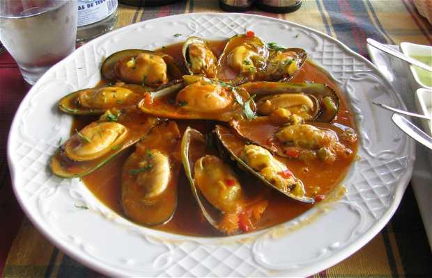 Restaurante La Marisma