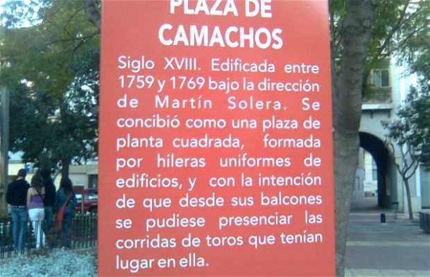 Plaza de Camachos