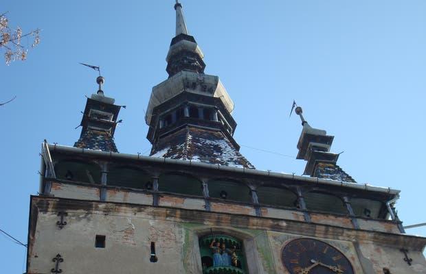 Torre dell'Orologio di Sighişoara