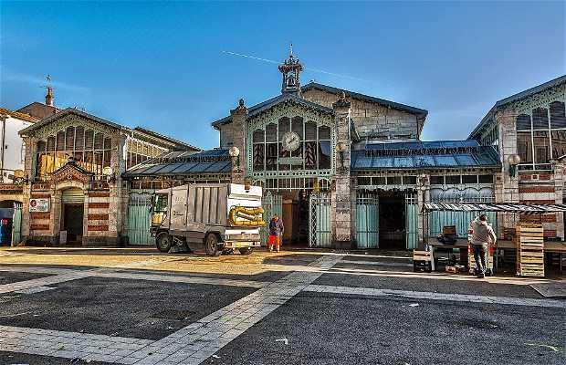 Barrio del Mercado en La Rochelle