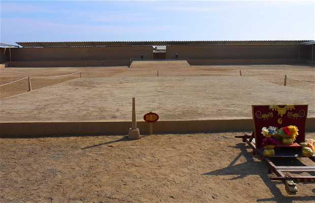 Plaza ceremonias