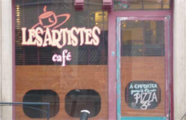 Café Les Artistes
