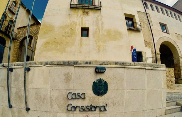 Casa Consistorial de Albaida