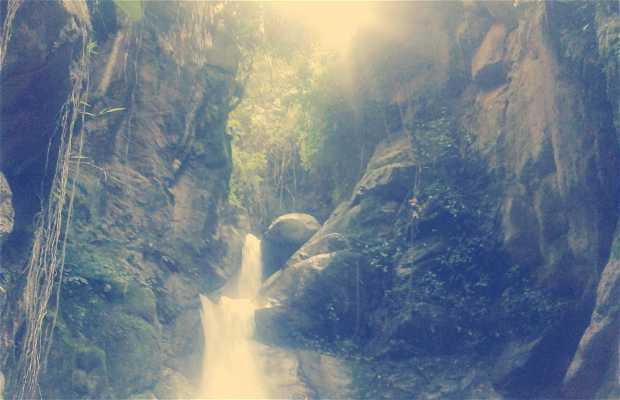 cascada en sueÑo