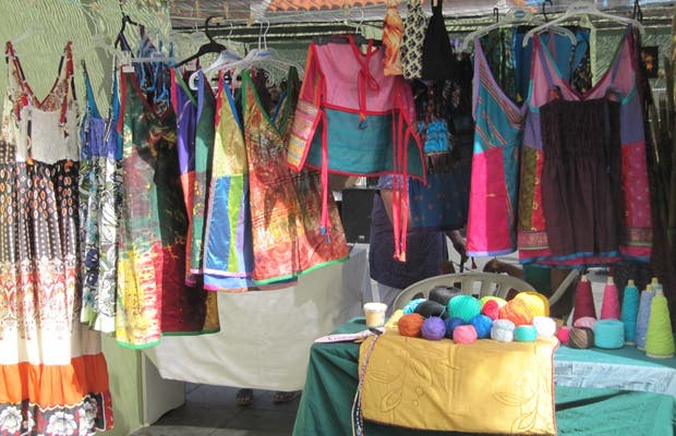 I Feria de Artesanía local