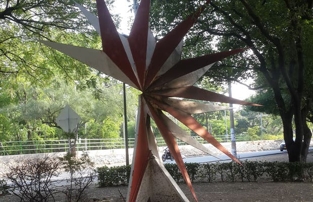 Homenaje al Sol en Cúcuta