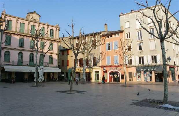 Historic centre of Valence