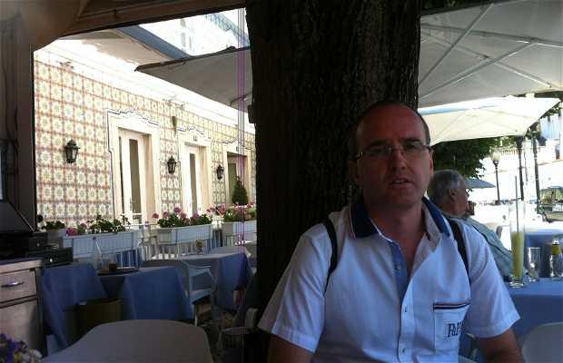 Restaurante Monserrate Do Hotel Tivoli Sintra