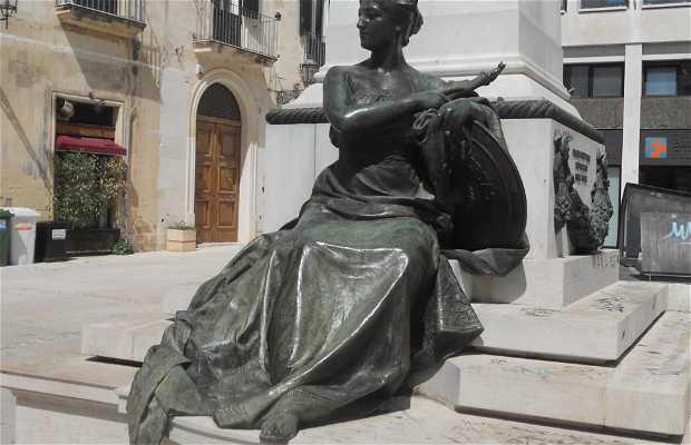 Monumento a Castromediano