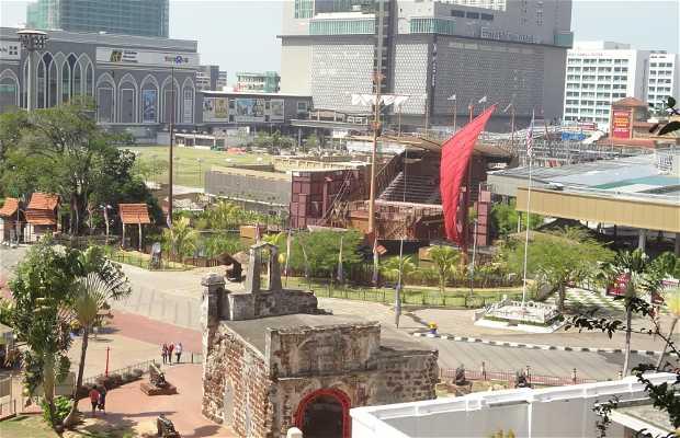 La Porte de Santiago, Malacca