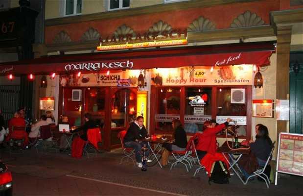 Lounge Marrakesch