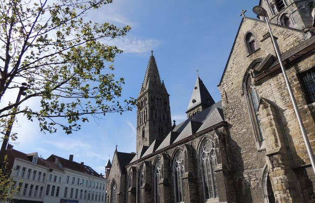 Sint-Jacobskerk - Iglesia de Santiago
