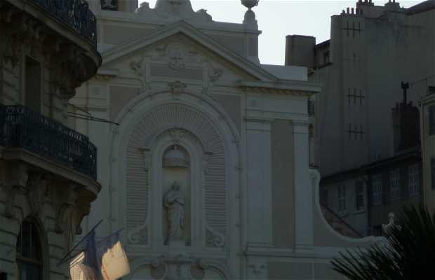 Iglesia Saint Ferréol les Augustins