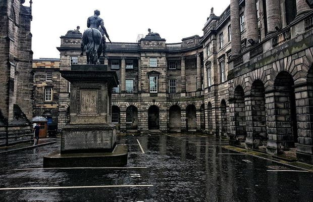 Ciudad Vieja de Edimburgo