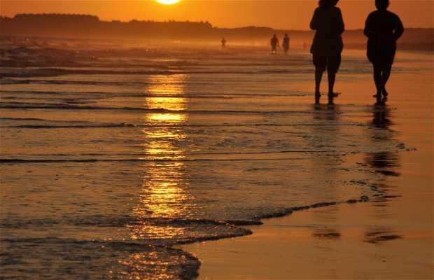 Playa de la Bota o playa el Cruce