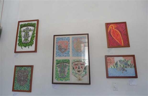 Café galeria Popayan