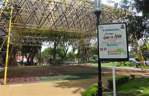 Parque Juana de Asbaje