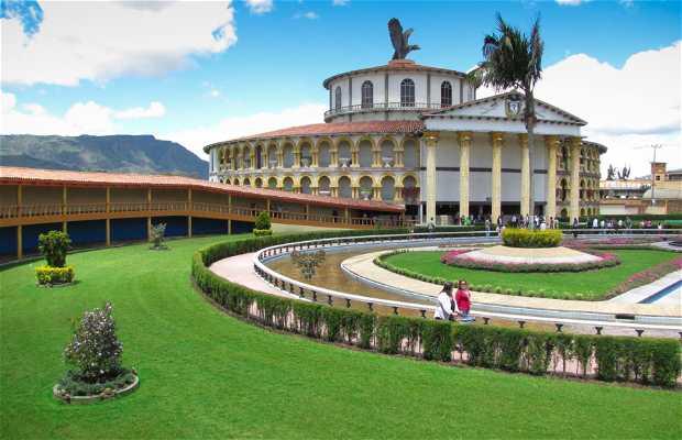 Parque Jaime Duque