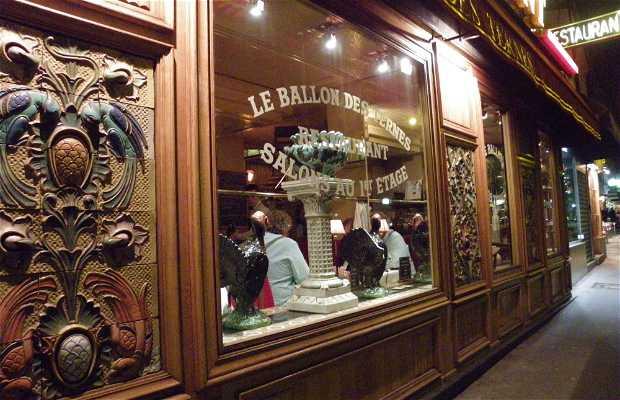 Restaurant Le Ballon des Ternes