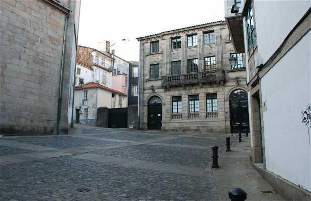 Salvador Parga Square