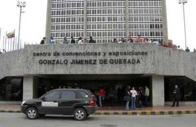 Centro de Covenciones y Exposiciones Gonzalo Jiménez de Quesada