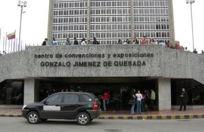 Gonzalo Jiménez de Quesada Convention ans Exhibition Centre