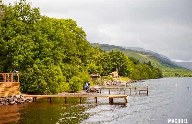 Lochearnhead Dock