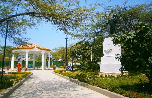 Parque Joaquin F. Velez