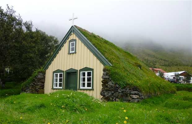 Iglesia de turba de Hof I