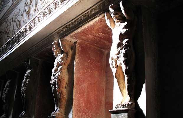 Las Termas del Foro (Pompeya)