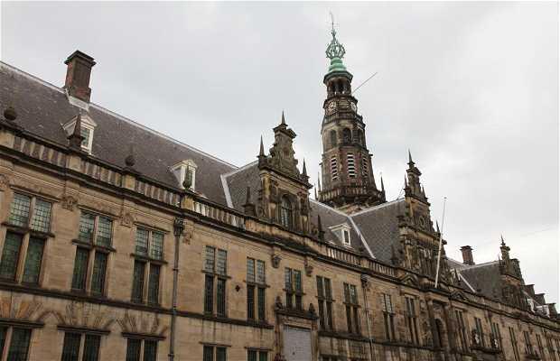 Stadhuis- Ayuntamiento de Leiden