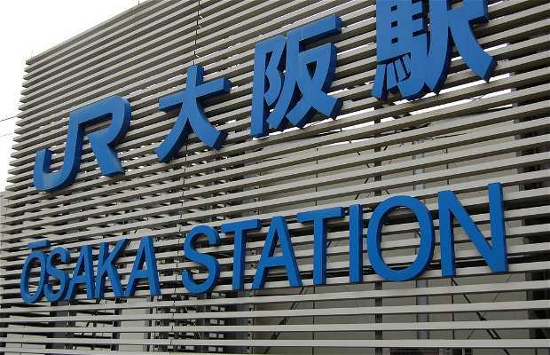 Stazione JR di Osaka