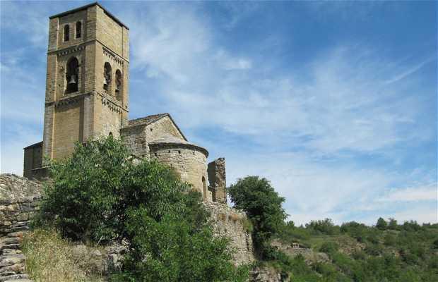 Iglesia de Nuestra Señora de Baldós