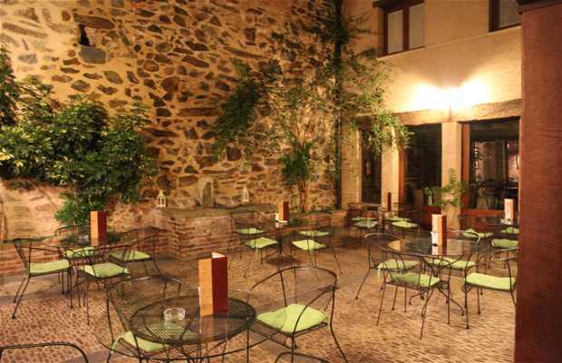 Restaurante hotel Posada del Rincón