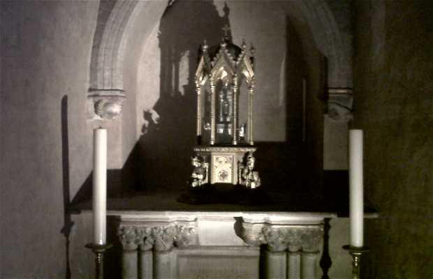 Saint Sernin Crypte