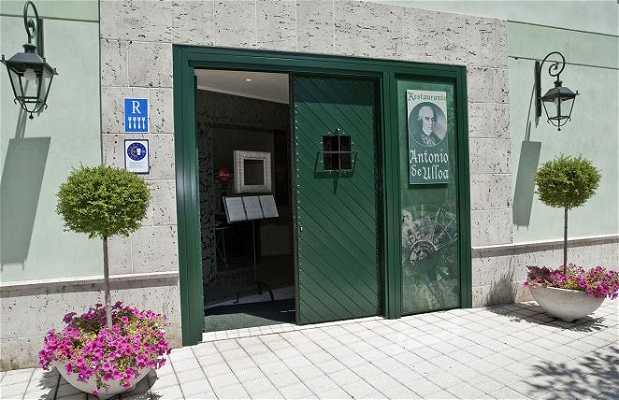 Restaurante Antonio Ulloa