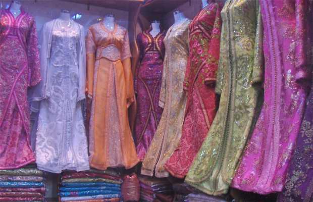 Bazares en la medina