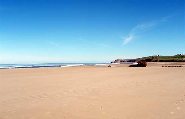 Beach El Tostadero