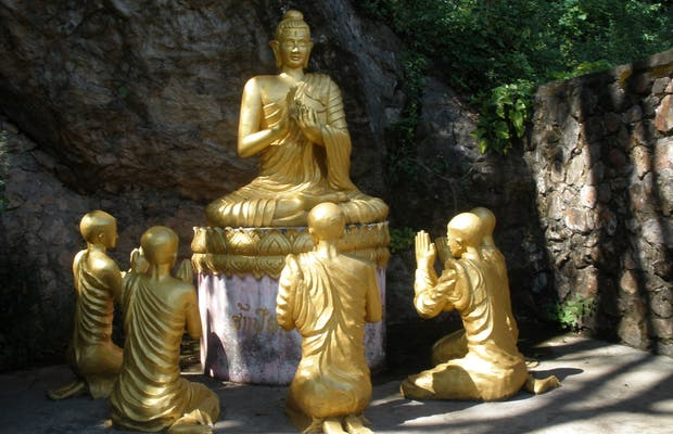 Budas de Phu Si