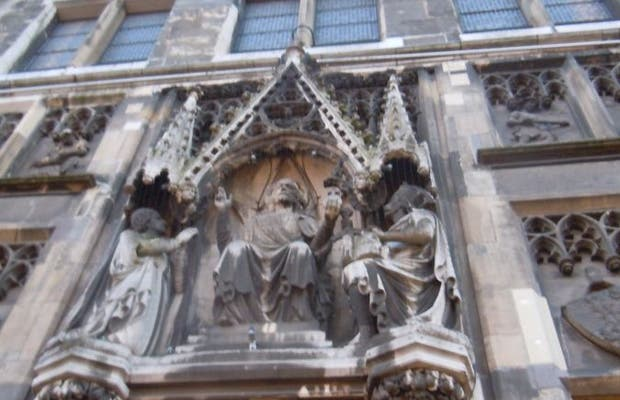 Tesouro da Catedral de Aachen