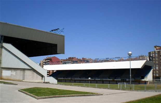 Estadio Nuevo Román Suárez Puerta